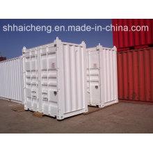 Leichtes Stahlstruktur-Versandbehälter-Haus