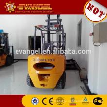 Precio barato de la carretilla elevadora FD30 Zoomlion 3 toneladas carretilla elevadora diesel neumáticos sólidos