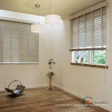 2014 decorative natural wood blind, wooden blind, wood window blind wood slats floor