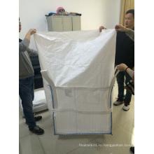 Контейнерная сумка 1000 кг для промышленного транспорта