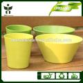 Экологическая характеристика и материал растительного волокна в стиле кантри Тип посуда