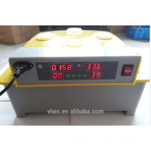 China factory Incubator in stock 48 eggs Small Portable Automatic Incubator