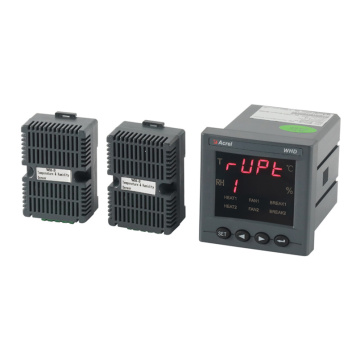 Alarm function humidity and temperature controller