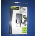 Hot Sales USB Charger Blister de embalaje UE nosotros tipo y Travel USB Charger