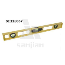 Sjie8067 Aluminium Frame Bubble Spirit Level