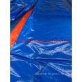 Heavy Duty Waterproof Blue PE Tarpaulin Shelter