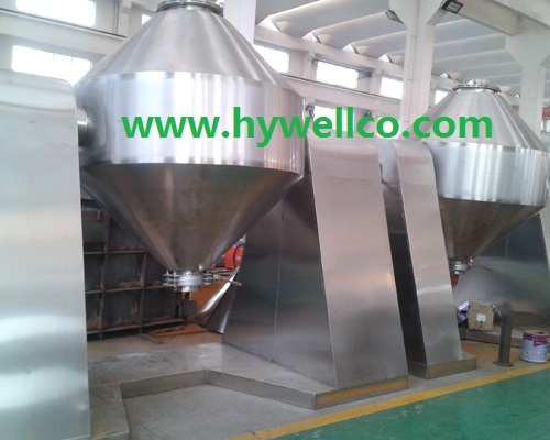 Dynamic Vacuum Drying Machine