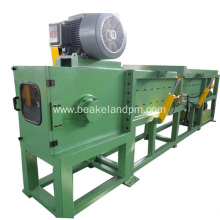 Single Shaft HDPE Lumps Pipe Plastic Shredder