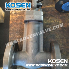 Forged Bellow Seal Gate Valves (WZ41)