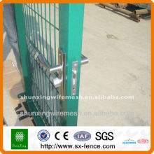 Fence Gate Grill Design