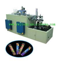 Máquina formadora de tubo de gelo de papel automática JYLBZ-LT