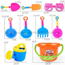 OEM Plastic Kids Children Sand Beach Toy Set