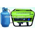 Экологический маломощный сжиженный нефтяной газ / CNG-генератор 5.5KW