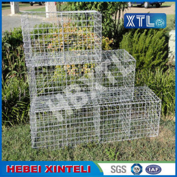 Gabion Box Chicken Wire Mesh Fence