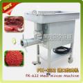 Hachoir de boeuf d'acier inoxydable, machine de hacheuse de poulet Fk-632