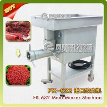 Machine de hachage de viande d'acier inoxydable Fk-632
