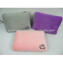 Custom memory foam plush pillow