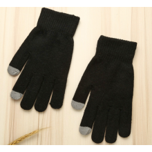 Touch Screen Magic Acrylic Knitting Gloves