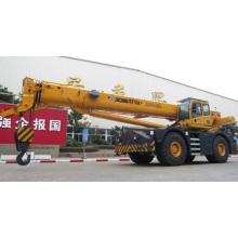 XCMG haute qualité bas prix 50 tonnes terrain brisé grue