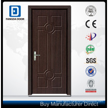 wood swing door better than wood garage door