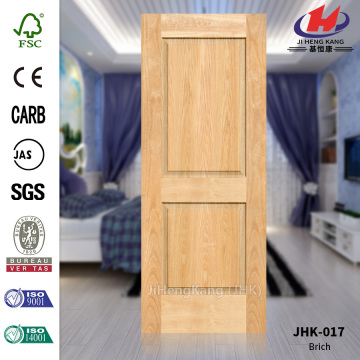 Smooth Top Popular Birch Natural Veneer Door Panel