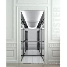 Elevadores de pasajeros Grps20 con elevadores de capacidad 2000kgs
