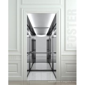 Ascenseurs de passager de Grps20 avec des ascenseurs de la capacité 2000kgs