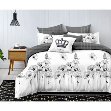 ropa de cama impresa en poliéster