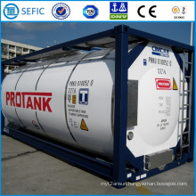 Hot Selling Cryogenic Liquid ISO Tank Container (SEFIC-T75)
