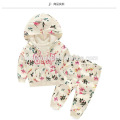 2017 Baby Body 100% Cotton Cute Animal Baby Boy Clothes Jumpsuit Carter Winter Romper