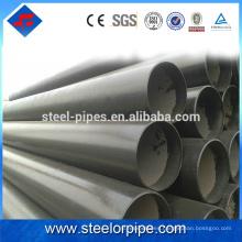 2016 Nuevo diámetro del producto Tubo de acero al carbono galvanizado de 48,3 mm