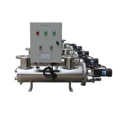 Automatische Motorreinigung UV Wasser Sterilisator