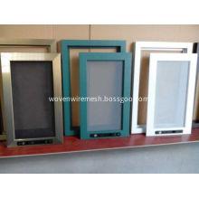 fiberglass invisible window screen