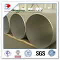 السلس الفولاذ المقاوم للصدأ الأنابيب tp304l a312