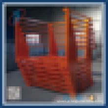 Armazém de metal empilhamento palete rack