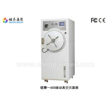 UCD pulsating vacuum sterilizer