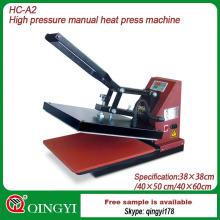 Máquina de transferencia de prensa de calor 40x60