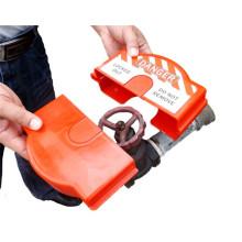 Certification CE durable et solide anti-dur climat réutilisable dispositifs de verrouillage de vanne à clapet ABS