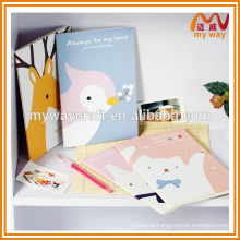 wholesale korean stationery of cute notebook with cartoon cover