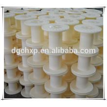 carrete de plástico para máquina de alambre esmaltado