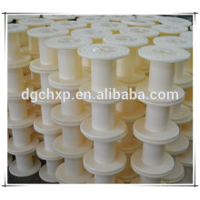 plastic spool for enamelled wire machine