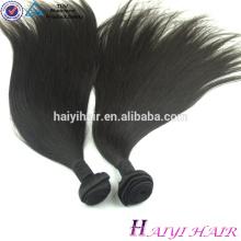 Neue kommende chemische freie unverarbeitete kann gebeizt werden peruanischen 10A Grade Haare