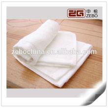 Venta caliente regalo promocional personalizado toalla de mano