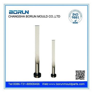 blade ejector with nitrided-oxidation coating