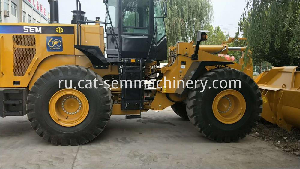Sem680d Wheel Loader 6