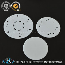 Small Electric Insulation 96% Al2O3 Alumina Ceramic Substrates