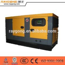 Комплект генератора 10kw yangdong тепловозный звук доказательство дизель генераторная установка производитель цена
