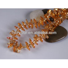 hollow glass seed beads