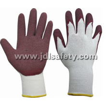 Work Glove of Latex Foam Coating (LB3020B)