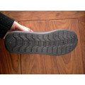 Old Women Punching Injection TPR Laser Style Round Toe Thin Shoes
